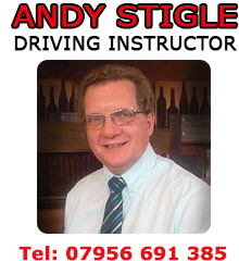 Andy Stigle Driving Instructor